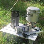 キャンプ調理器具