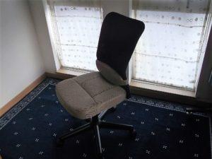 ニトリの椅子 完成