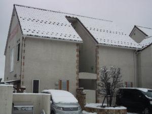 雪のアーバンリゾートヴィラ