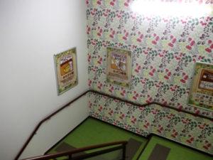 ドンキ_階段踊り場