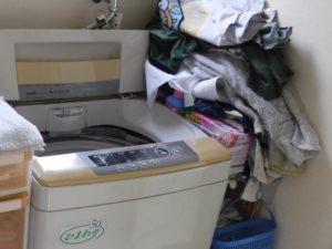 洗濯機壊れた